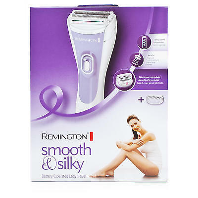 Remington WDF4815C Battery Operated Lady Shaver A