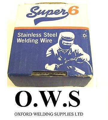 316 LSI Stainless Steel Mig Welding Wire - 0.6mm x 0.7kg