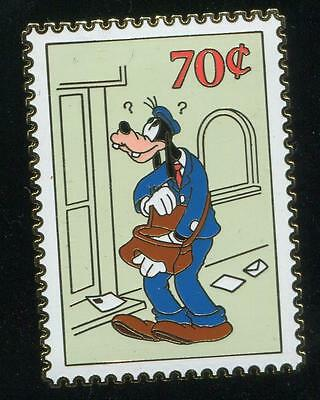 DLR - Postage Stamp Series (Goofy) - Disney Pin 29695