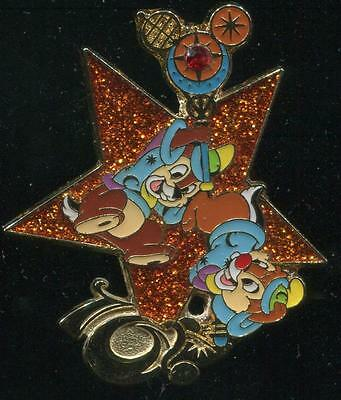 Tokyo Disney Sea - 10th Anniversary 'Be Magical' - Chip Dale - Disney Pin 89052