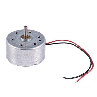 1700-7300RPM 1.5-6.5V High Torque Cylinder Electric Mini DC Motor WS