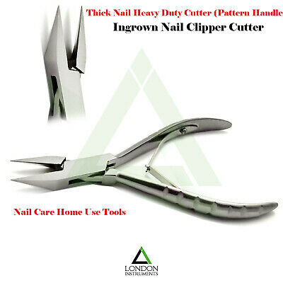Professional Podiatry Thick Heavy Ingrown Toe Nail Clippers Fingernail Nippers