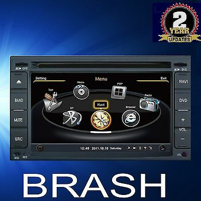 for NISSAN X-TRAIL 2007+ T31 GPS DVD NAVIGATION B/TOOTH FACTORY FIT STEREO AM/FM