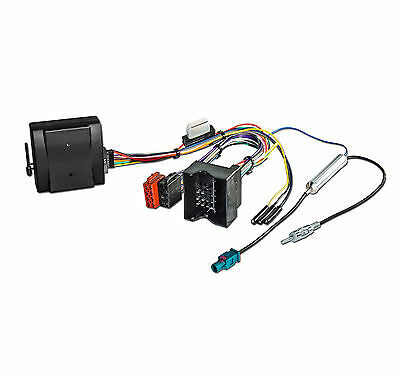 PEUGEOT 207 307 308 ab Bj. 2006 CAN Bus Interface Radio Adapter Komfort Zündung