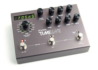 Strymon Timeline Multi Dimensional Delay Electric Guitar Effect Pedal - New!