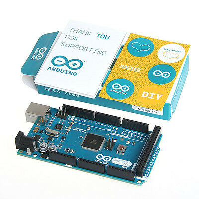 Arduino Mega2560 ATmega2560 Original Board by official distributor