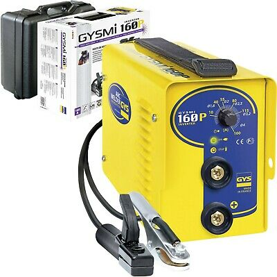 NEW Gysmi 161 Inverter Arc Welder (Superseded to GYSMI 160P)