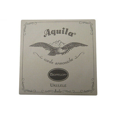 Ukulele Strings Aquila Bionylon - Tenor Regular - High G Tuning - 63U