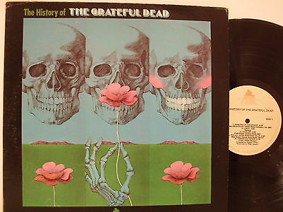 GRATEFUL DEAD The History of the Grateful Dead 1972 ORIG USA STEREO PSYCH  LP