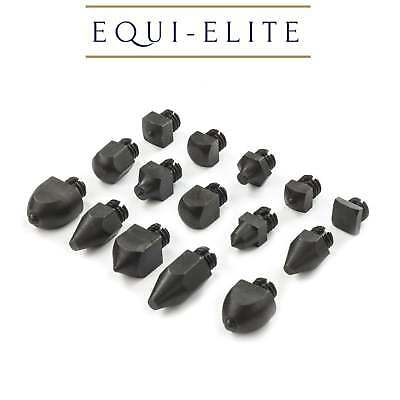 SupaStuds – All varieties of Horse Shoe Studs Available - 4 x Studs per pack