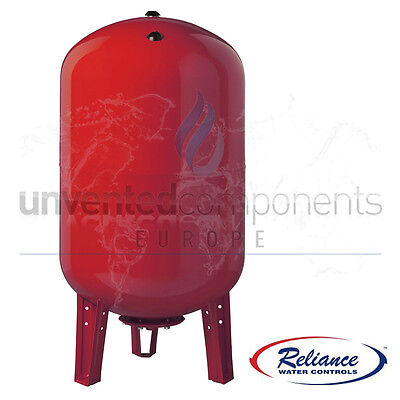 RWC 250, 300, 500, 750, 1000 LTR Replaceable Membrane Heating Expansion Vessel