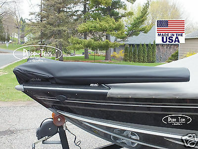 """MotorGuide Trolling Motor Cover  By PoppTops Fits Xi5  w/60"""" Shaft.  BLACK"""