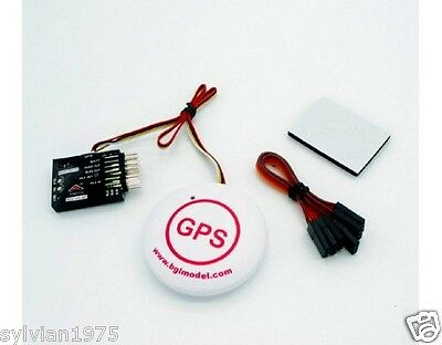 Bigaole Bgl-6G-Ap 6-Axis Flight Controller With Gps ( Return To Home ) For Plane