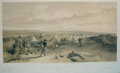 Krim Krieg Dragoner Husaren Camp British Army Crimean war Hussars Light Dragoon