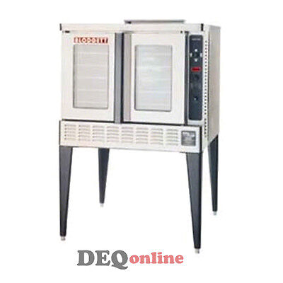 Blodgett DFG-200-ES Single Full-Size Gas Convection Oven