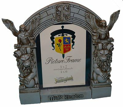 Authentic Disney Beauty and the Beast Picture Frame
