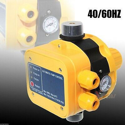 Automatic Water Pump Pressure Controller Electronic Pressure Switch 110V