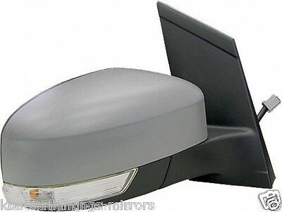 Ford Focus Mk4 2008-2011 Electric Heated Door Wing Mirror Rh Right Driver O/s