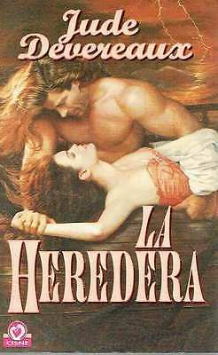 La heredera. Jude Devereaux