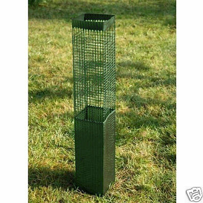 Planet Square 60cm Tree Guard Pack of 10 Rabbit Fowl Pest Control Tree Protector