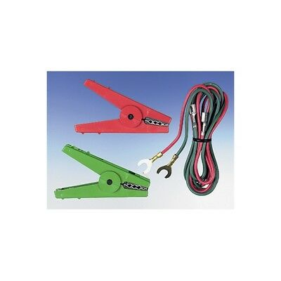 Gallagher Electric Fence Lead Set - 9V Connection Cable Set