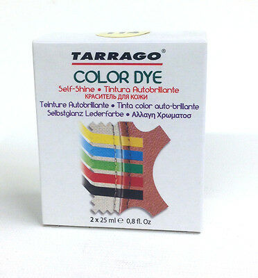 Tarrago Self Shine Color Dye and Preparer, 25Ml, colors 1-59