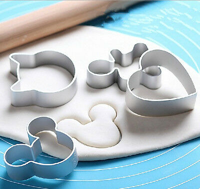 36 Shapes Buscuit/Cookie/Cake/Jelly Metal Cutter Tin Mould Baking DIY Tool  CECA