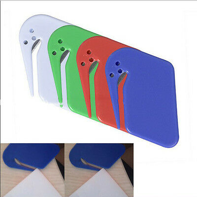 NEW Mail Envelope Opener Office Equipment Safety Paper Guarded Cutter Blade