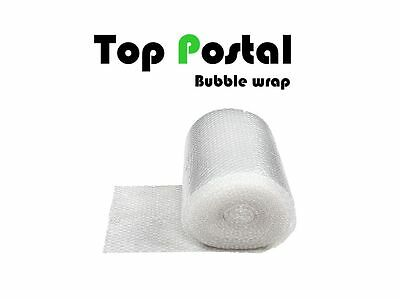Small Bubble Wrap size : 300mm x 100m - Ideal for House Moving Free Shipping