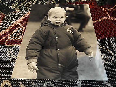 10 x 8 ROYAL PHOTO - A YOUNG PRINCE WILLIAM
