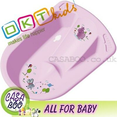 "High Quality anatomical  Baby Bath  - ""HIPPO"" purple - Great Price NEW - GREEN"