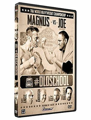 Official TNA Impact Wrestling One Night Only: Old School 2014 Event DVD