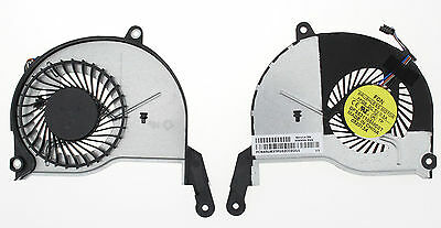 Hp Pavilion 15N Laptop Series Cpu Cooling Fan Dfs531105Mc0T 736278-001 B134