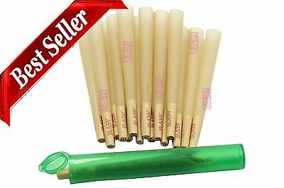 RAW Cones King Size Authentic Pre-Rolled Cones 200 w/ Filter (200 Pack)