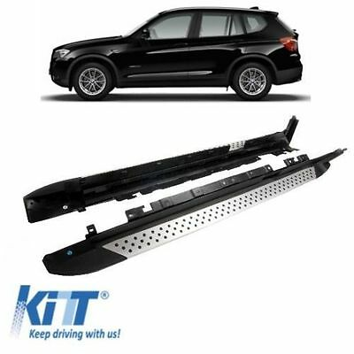 ESTRIBERAS LATERALES PARA BMW X3 F25 tuning F25 Side Styling Running Boards