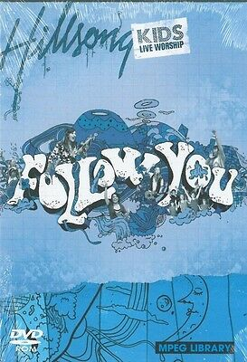 Hillsong Kids Live Worship - Follow You (Mpeg Library) New