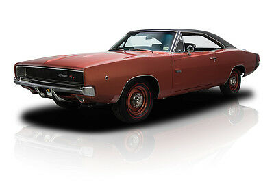 Dodge : Charger R/T Documented Numbers Matching Restored 1 of 211 Charger R/T 426 HEMI 4 Speed