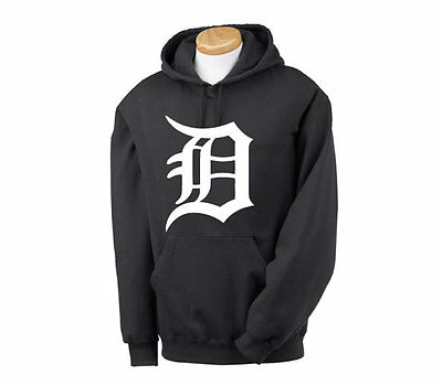 Mens'DETROIT LEGEND' Hoodie -Techno,Tigers,Baseball,House,Music,Swag,Kanye,Dilla