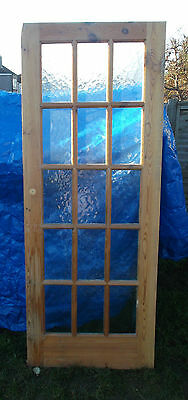 Internal 15 panel hard wooden door 32 for 15 panel solid wood door