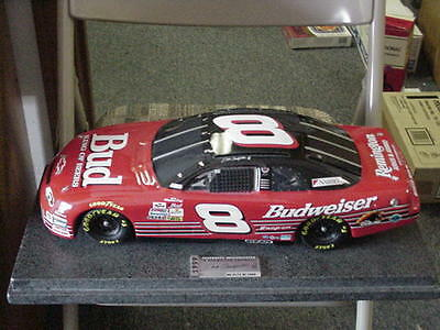 Dale Earnhardt Jr. 1999 Integrity Collectibles Porcelain Race Car # 172/1000