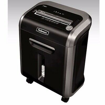 Fellowes Powershred 79Ci Cross Cut Paper Shredder Business Machine 16 Sheets