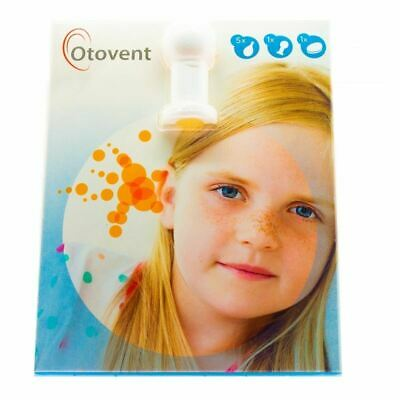 Otovent Glue Ear Treatment Pack | Blocked Eustachian Tubes