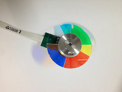 (NEW) for OPTOMA HD66 HD6700 HD67N DLP PROJECTOR REPLACEMENT COLOR WHEEL