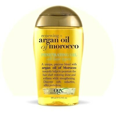Organix Renewing Argan Oil Of Morocco Penetrating Oil For All Hair Types 100 ml