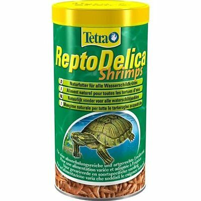 Tetra ReptoDelica Shrimps *20g/ 250ml,100g/1 L