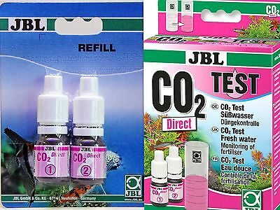 JBL CO₂ Direct Test Set*Quick test immediately determines the CO₂ content