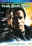 The 6th Day (DVD, 2002, 2-Disc Set, Special Edition) *MINT* *FAST, FREE SHIP*