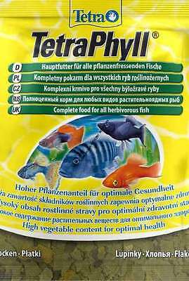 TETRA FOOD * SACHETS* For all fish * Fish food