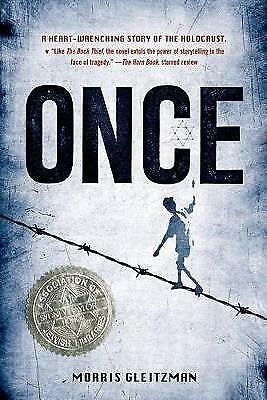 NEW Once (Once Series) by Morris Gleitzman