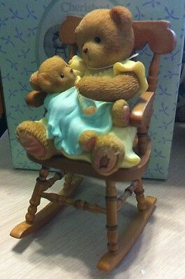 Cherished Teddies A Mother's Love Is Forever  #4014439Carlton Early Release